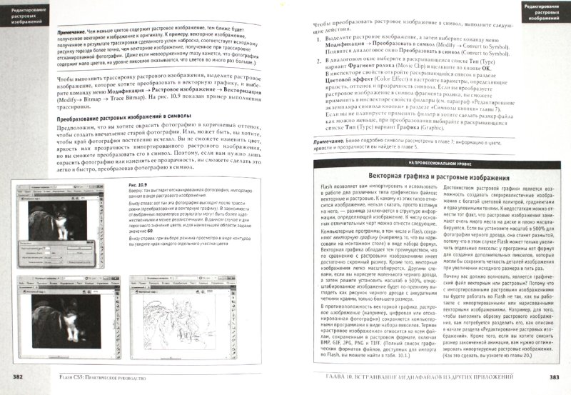 Иллюстрация 1 из 16 для Flash CS5. Практическое руководство +DVD - Крис Гровер | Лабиринт - книги. Источник: Лабиринт