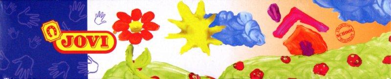 Иллюстрация 1 из 11 для Краски для рисования руками: 5 цветов (530)   Лабиринт - канцтовы. Источник: Лабиринт
