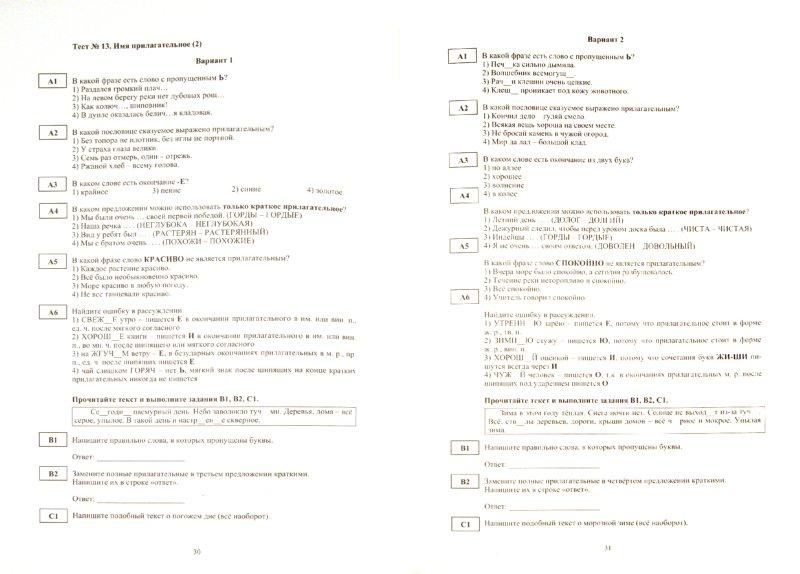 Иллюстрация 1 из 17 для Тестовые материалы для оценки качества обучения. 5 класс. Русский язык. Учебное пособие - Капинос, Пучкова | Лабиринт - книги. Источник: Лабиринт