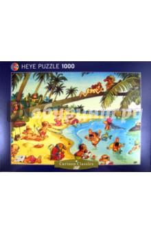 """Puzzle-1000 """"Пляж"""" Loup, Classics (29219)"""