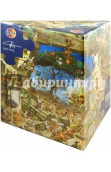 Puzzle-1000 Сатиры Calligaro (29337)Пазлы (1000 элементов)<br>Пазл-мозаика. <br>Состоит из 1000 элементов.<br>Размер картинки: 68х48 см.<br>Правила игры: вскрыть упаковку и собрать игру по картинке.<br>Не давать детям до 3-х лет из-за наличия мелких деталей.<br>Материал: картон<br>Упаковка: картонная коробка.<br>Сделано в Германии.<br>