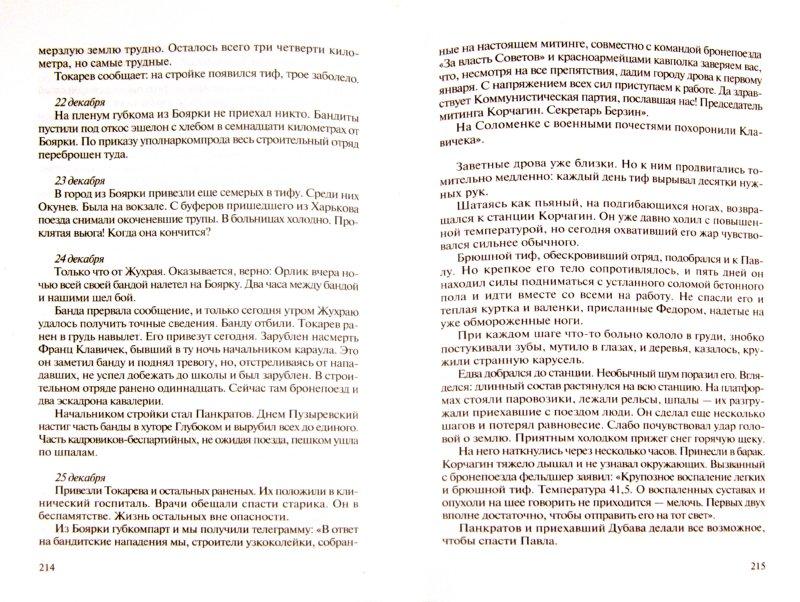 Иллюстрация 1 из 33 для Как закалялась сталь - Николай Островский   Лабиринт - книги. Источник: Лабиринт
