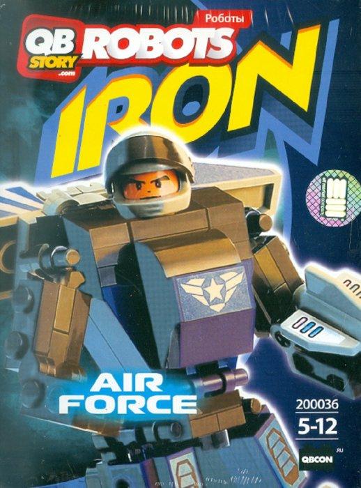 """Иллюстрация 1 из 4 для Набор для конструирования """"IRON-air force"""" (200036)   Лабиринт - игрушки. Источник: Лабиринт"""