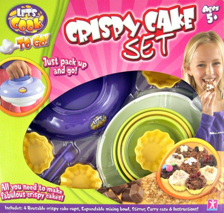 Иллюстрация 1 из 6 для Готовим хрустящее пирожное (38351) | Лабиринт - игрушки. Источник: Лабиринт