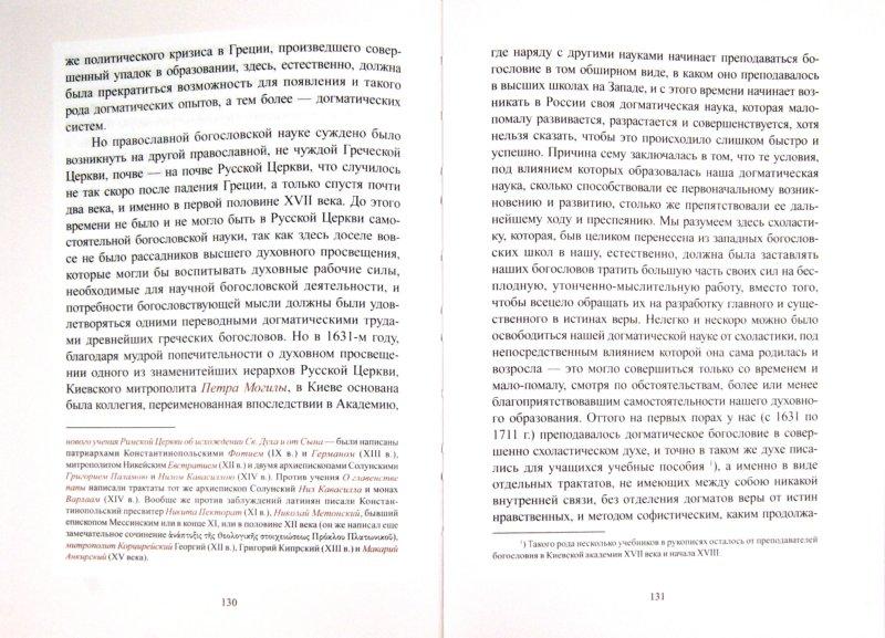 Иллюстрация 1 из 6 для Опыт православного догматического богословия. В 5 томах - Сильвестр Архимандрит | Лабиринт - книги. Источник: Лабиринт