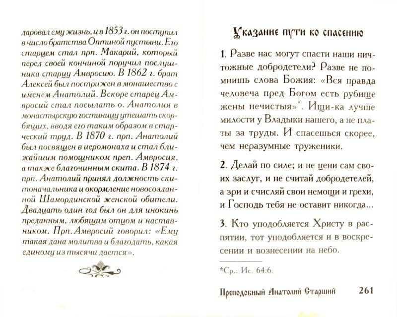 Иллюстрация 1 из 18 для Оптинский цветник. Изречия преподобных старцев | Лабиринт - книги. Источник: Лабиринт