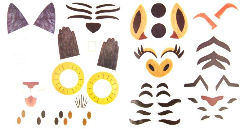 Иллюстрация 1 из 16 для Маски для карнавала | Лабиринт - книги. Источник: Лабиринт