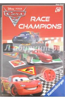 Настольная игра Тачки 2: Чемпион гонок