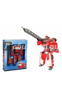 Трансформер Xbot-Пожарная машина (80040)