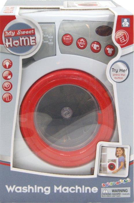 Иллюстрация 1 из 9 для Машина стиральная (8014002) | Лабиринт - игрушки. Источник: Лабиринт