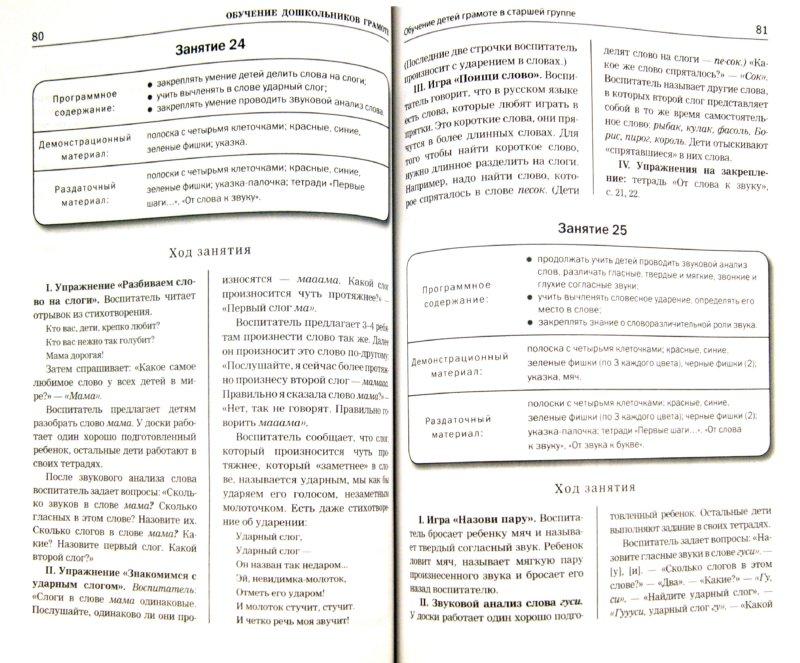 Иллюстрация 1 из 13 для Обучение дошкольников грамоте по методикам Д.Б.Эльконина, Л.Е.Журовой, Н.В.Дуровой. Программа | Лабиринт - книги. Источник: Лабиринт