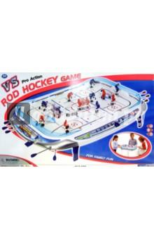 Настольная игра Хоккей настольный 74,9х50, 8х16 см (66701)
