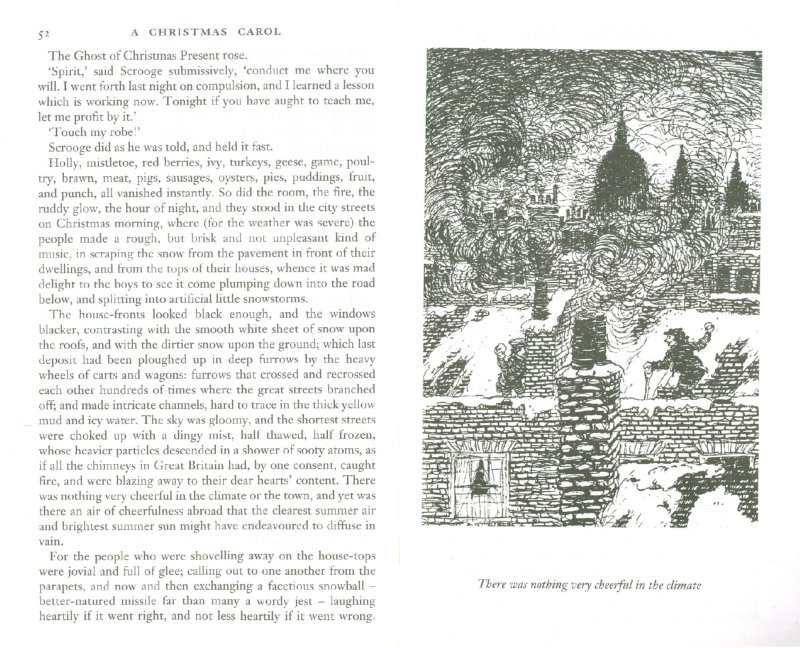 Иллюстрация 1 из 10 для A Christmas Carol - Charles Dickens | Лабиринт - книги. Источник: Лабиринт