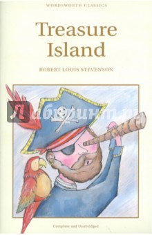 Treasure IslandИзучение иностранного языка<br>Fifteen men on the dead man s chest - Yo-ho-ho and a bottle of rum! Treasure Island is a tale of pirates and villains, maps, treasure and shipwreck, and is perhaps the best adventure story ever written. <br>When young Jim Hawkins finds a packet in Captain Flint s sea chest, he could not know that the map inside would lead him to unimaginable treasure. Shipping as cabin boy on the Hispaniola, he sails with Squire Trelawney, Captain Smollett, Dr Livesey, the sinister Long John Silver and a frightening crew to Treasure Island. There, mutiny, murder and mayhem lead to a thrilling climax.<br>Издание на английском языке.<br>