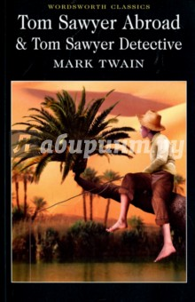 Tom Sawyer Abroad &amp; Tom Sawyer, DetectiveХудожественная литература на англ. языке<br>Following on from The Adventures of Tom Sawyer and Adventures of Huckleberry Finn Tom Sawyer Abroad became one of Mark Twains most popular books. Again we meet his world famous characters: Tom Sawyer, Nigger Jim, and Huck Finn - together now on a fantastical balloon journey across the Atlantic to meet lions and Bedouins in the Sahara and retrace something of Twains own expedition to the Holy Land in his best-selling The Innocents Abroad. Later, in Tom Sawyer Detective, Twain returns us the banks of the Mississippi and a murder mystery involving identical twins and stolen diamonds. The author is back in his formative territory, the region his imagination could never leave behind. It provides him with another comedy of human foibles starring the irrepressible Tom Sawyer.<br>Издание на английском языке.<br>