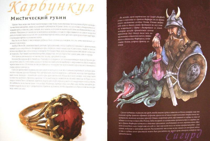 Иллюстрация 1 из 12 для Единороги. Магический мир - Кристина Камбарери   Лабиринт - книги. Источник: Лабиринт