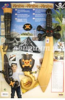Набор пирата большой, 6 предметов (7253)