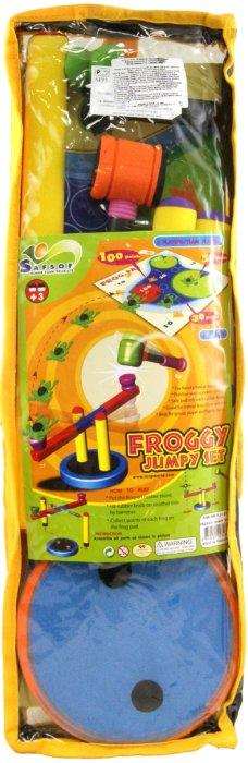"""Иллюстрация 1 из 3 для Игра """"Прыгающие лягушки"""" (FJ-01)   Лабиринт - игрушки. Источник: Лабиринт"""