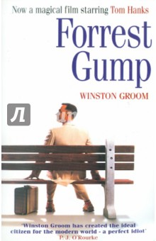 Forrest GumpХудожественная литература на англ. языке<br>Laugh, cry, stand up and cheer: Forrest Gump is everyman s story, everyman s dream. A wonderfully warm, savagely barbed, and hilariously funny  tale told by an idiot , from the razor-sharp pen of a contemporary wizard. <br>No one is spared and everyone is included. If you ve ever felt lacking, left out, put upon - or just wanted to have a rollicking good time - this book is for you. At 6 6, 240 pounds, Forrest Gump is a difficult man to ignore, so follow Forrest from the football dynasties of Bear Bryant to the Vietnam War, from encounters with Presidents Johnson and Nixon to powwows with Chairman Mao. Go with Forrest to Harvard University, to a Hollywood movie set, on a professional wrestling tour, and into space on the oddest NASA mission ever. <br>Forrest Gump lives! Thank heavens!<br>