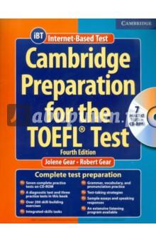 Cambridge Preparation for the TOEFL Test (+CD)