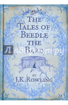 The Tales of Beedle the BardХудожественная литература на англ. языке<br>The Tales of Beedle the Bard contains five richly diverse fairy tales, each with its own magical character, that will variously bring delight, laughter, and the thrill of mortal peril.<br>Additional notes for each story penned by Professor Albus Dumbledore will be enjoyed by Muggles and wizards alike, as the Professor muses on the morals illuminated by the tales, and reveals snippets of information about life at Hogwarts.<br>A uniquely magical volume, with illustrations by the author, J.K. Rowling, that will be treasured for years to come.<br>