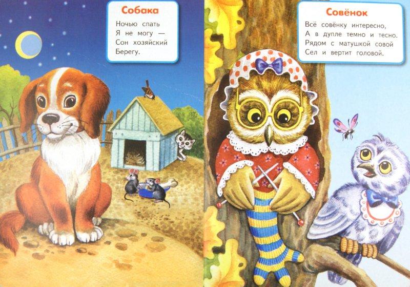 Иллюстрация 1 из 24 для ТОПОТУШКИ. Милые зверюшки - Леонид Яхнин | Лабиринт - книги. Источник: Лабиринт