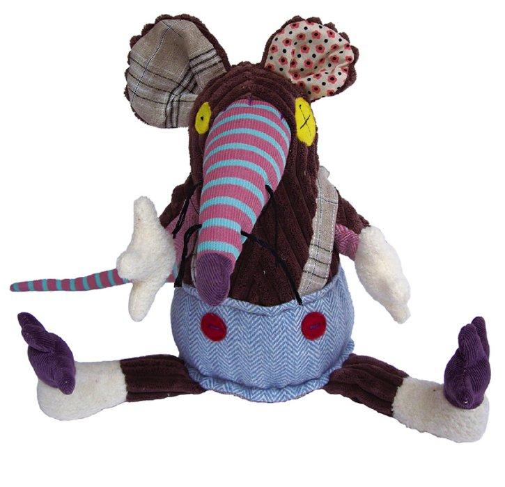 Иллюстрация 1 из 2 для Игрушка Deglingos Ratos/The Rat-Original (36504) | Лабиринт - игрушки. Источник: Лабиринт
