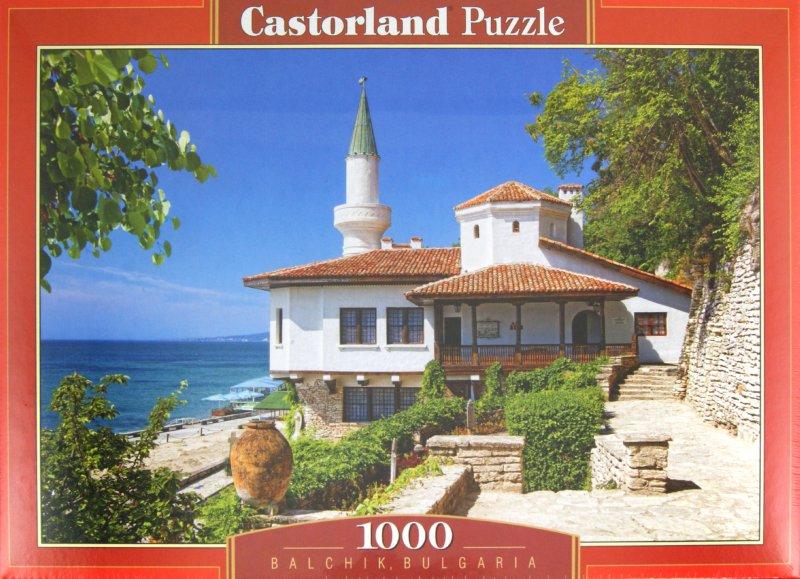 """Иллюстрация 1 из 9 для Puzzle-1000 """"Балчик, Болгария"""" (C-102402)   Лабиринт - игрушки. Источник: Лабиринт"""