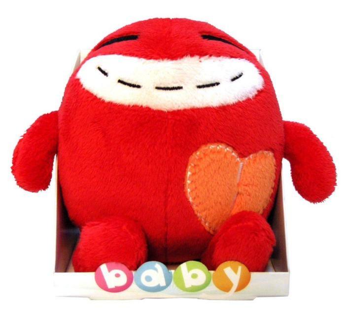 Иллюстрация 1 из 2 для Игрушка Dooo/Reddish Twin, 15 см (E1000015) | Лабиринт - игрушки. Источник: Лабиринт