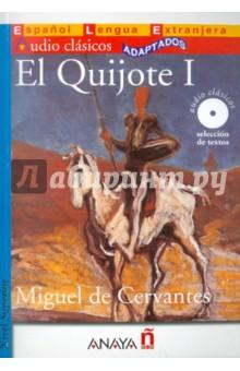 El Quijote (+CD)
