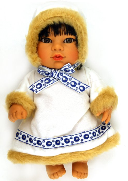 Иллюстрация 1 из 3 для Аляска, 25 см (в пакете) (2142-8) | Лабиринт - игрушки. Источник: Лабиринт
