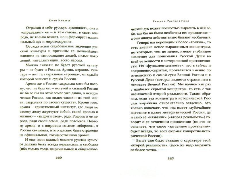 Иллюстрация 1 из 18 для Россия вечная - Юрий Мамлеев   Лабиринт - книги. Источник: Лабиринт