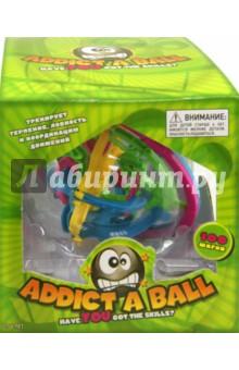 Настольная игра Addict a Ball малый. Шар-головоломка (100 шагов)