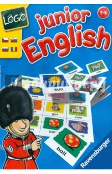 Настольная игра Английский для детей. Junior English