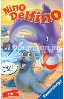 Настольная игра Дельфин Нино мини