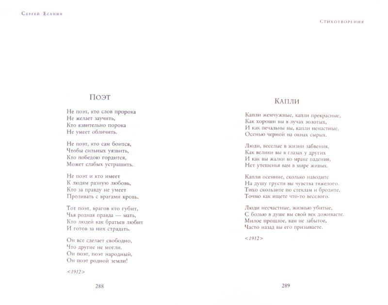 Иллюстрация 1 из 28 для Полное собрание лирики в одном томе - Сергей Есенин | Лабиринт - книги. Источник: Лабиринт