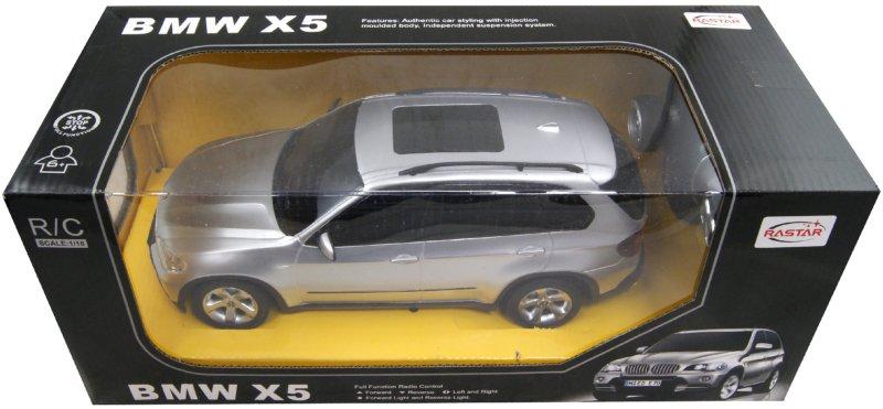 Иллюстрация 1 из 2 для Машина BMW X5 радиоуправляемая 1:18 (23100) | Лабиринт - игрушки. Источник: Лабиринт