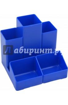 Подставка-органайзер, синяя (230896)