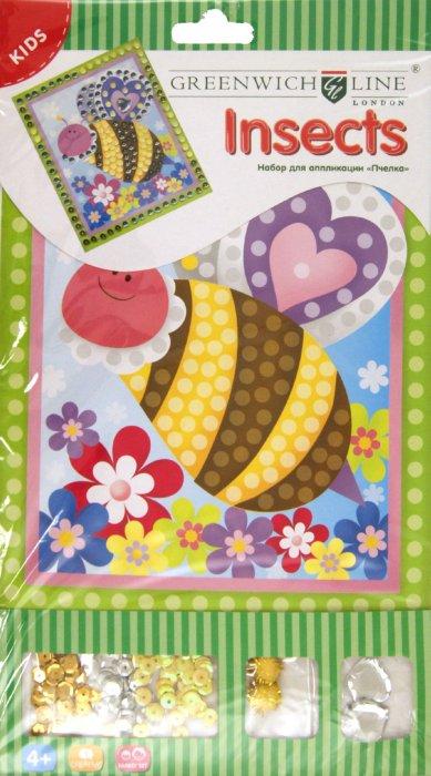 """Иллюстрация 1 из 2 для Набор для аппликации """"Пчелка"""" (AP00620)   Лабиринт - игрушки. Источник: Лабиринт"""