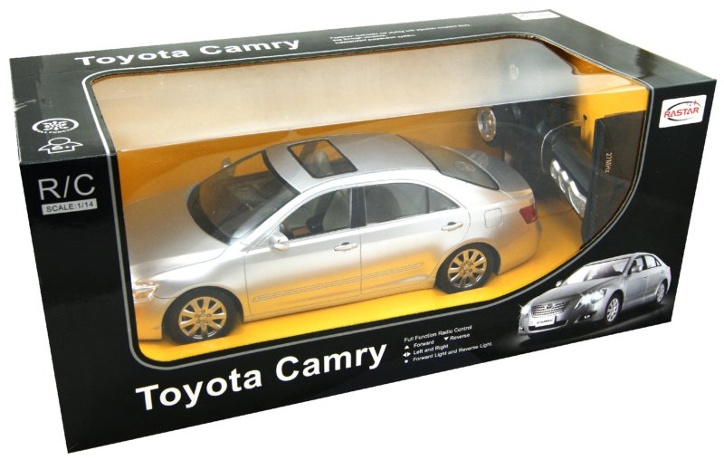 """Иллюстрация 1 из 7 для Машина """"Toyota Camry"""" 1:14, радиоуправляемая (35800)   Лабиринт - игрушки. Источник: Лабиринт"""