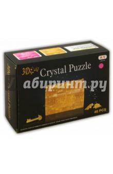 """Головоломка 3D Crystal Puzzle """"Сундук"""" L (HJ027167)"""
