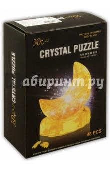 "Головоломка 3D Crystal Puzzle ""Месяц"", с подсветкой L (HJ028993)"