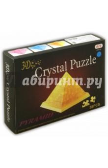 "Головоломка 3D Crystal Puzzle ""Пирамида"" L, в ассортименте (HJ023048)"