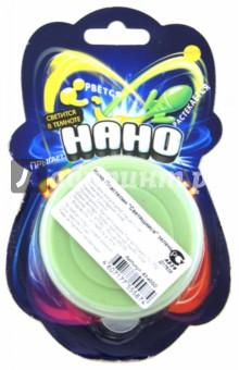 Нано Пластилин Светящийся зеленый