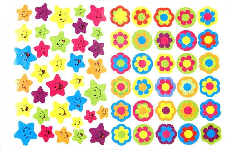 """Иллюстрация 1 из 6 для Альбом с наклейками """"Смайлики"""" (ZLB001)   Лабиринт - игрушки. Источник: Лабиринт"""
