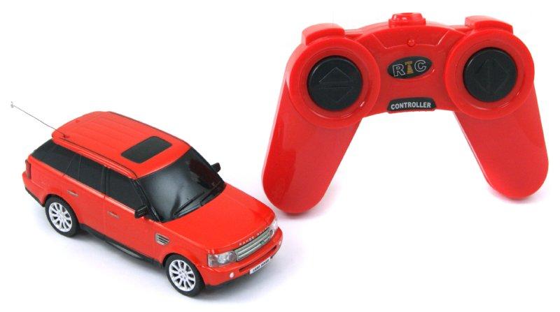 Иллюстрация 1 из 2 для Машина радиоуправляемая Range Rover Sport, 1:43 (29300) | Лабиринт - игрушки. Источник: Лабиринт