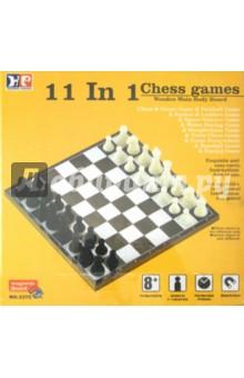 Настольная игра 11 в 1 (337С)
