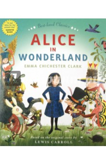 Alice in WonderlandХудожественная литература на англ. языке<br>When Alice follows a white rabbit down a hole she discovers the extraordinary world of Wonderland, where a magical adventure begins. It s not long before Alice finds herself attending a very unconventional tea party and taking part in a peculiar game of croquet, all in the company of such mysterious and unforgettable characters as the Mad Hatter, the Cheshire Cat and the Mock Turtle. Everything is so peculiar in this strange place, it s difficult to know what might happen next...<br>Издание полностью на английском языке.<br>