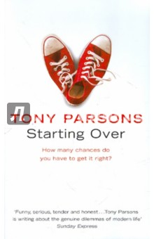 Parsons Tony Starting Over