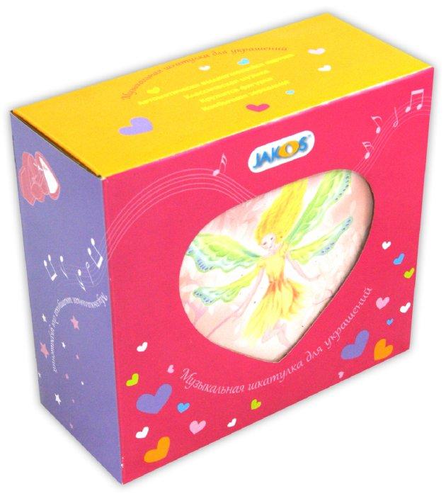 """Иллюстрация 1 из 3 для Шкатулка музыкальная """"Фея"""" (310000)   Лабиринт - игрушки. Источник: Лабиринт"""